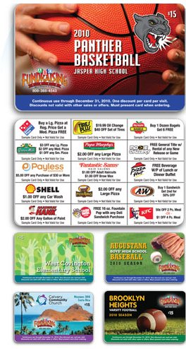 Discount Card Fundraiser Program