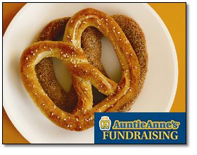 Pretzel Fundraiser Program