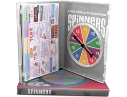 Spinners Fundraiser Program
